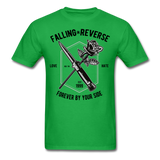 Fall in Reverse Tee - bright green