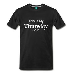 Thursday Shirt - black