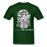 Loving it Tee - forest green