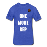One More Rep Tee - heather royal