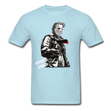 S-T Killer Tee - powder blue