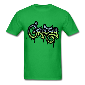 Crazy Tee - bright green