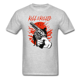 Kill Tee - heather gray