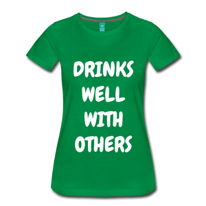 DRINKS WELL - kelly green