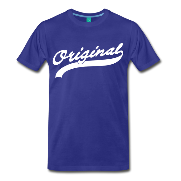 ORIGINAL - royal blue