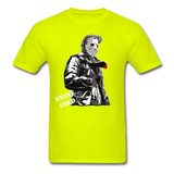 S-T Killer Tee - safety green