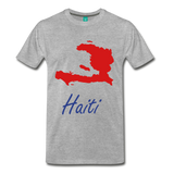 Haiti - heather gray