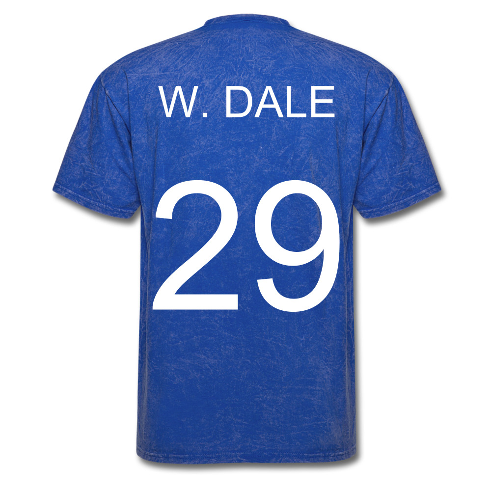 W. Dale Tee - mineral royal