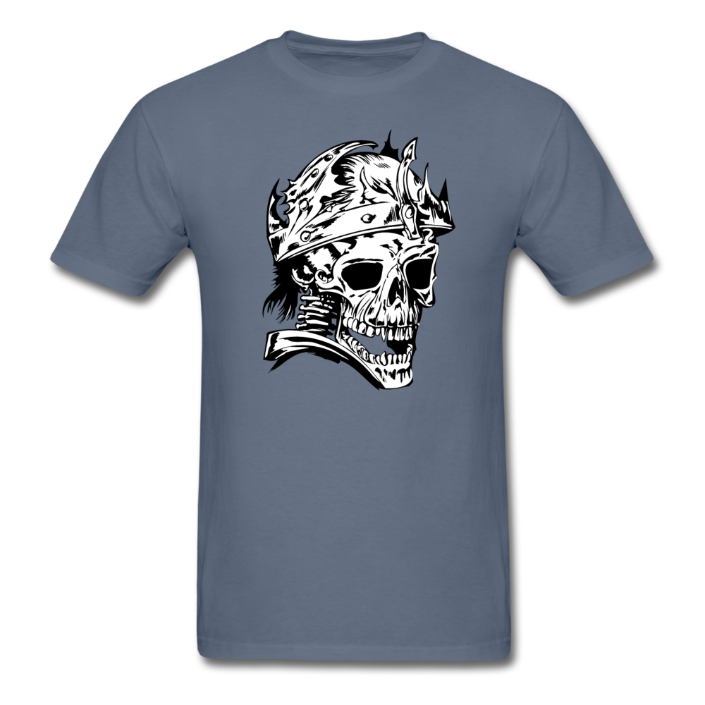 King Skull Tee - denim
