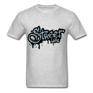 Street Tee - heather gray