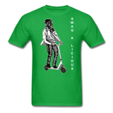 Swag-A-Licious Tee - bright green