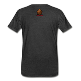 Canaan Harvey Tee - charcoal gray