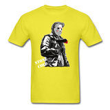 S-T Killer Tee - yellow