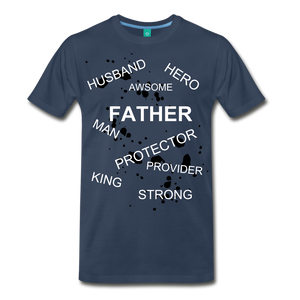FATHER PLUS - navy