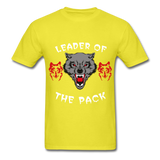 Wolpack Tee - yellow