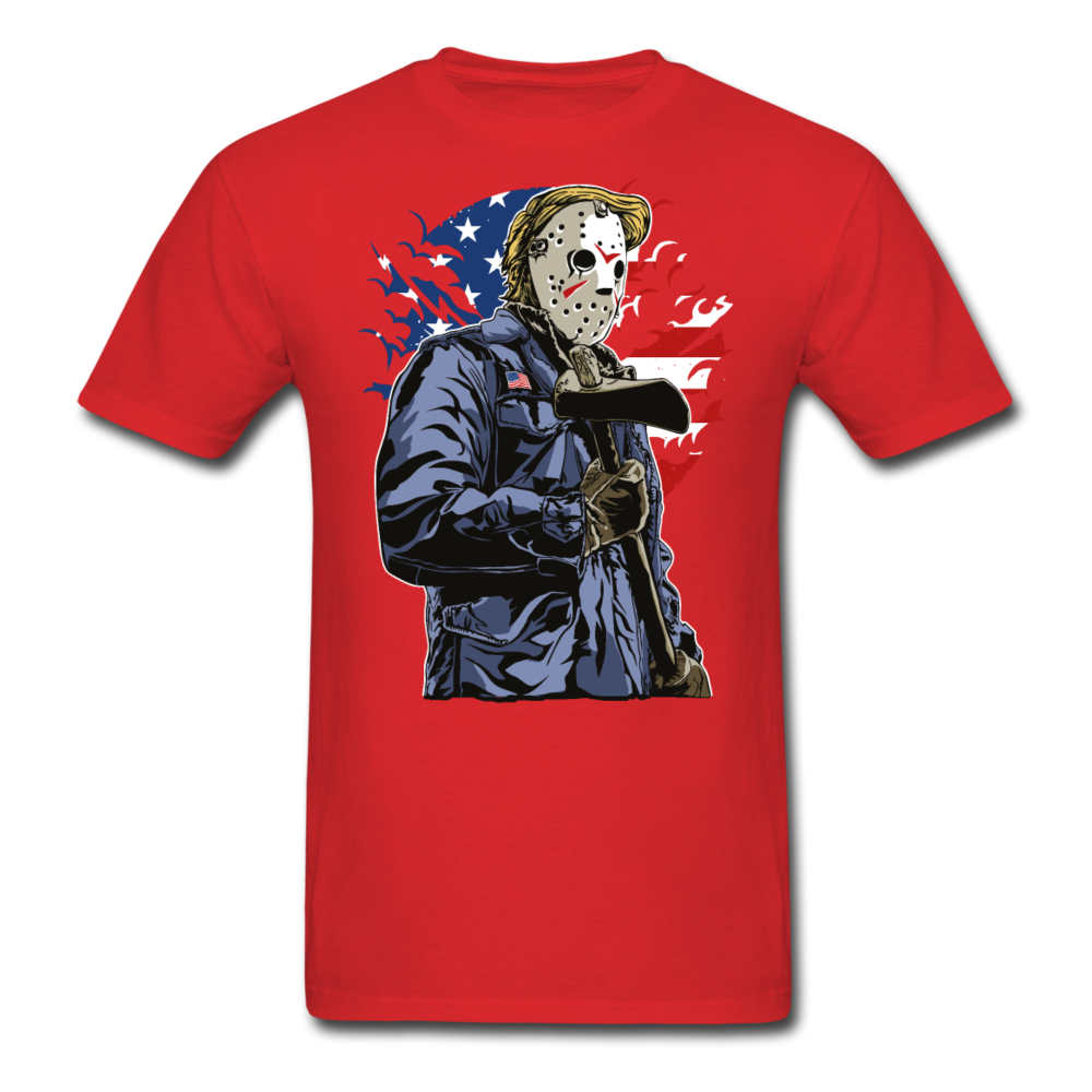 Trump Killer Tee - red