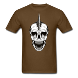 Kullhawk Tee - brown