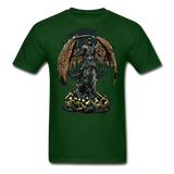 Death Angel Tee - forest green