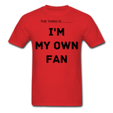 My Own Fan - red