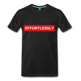 EFFORTLESSLY - black