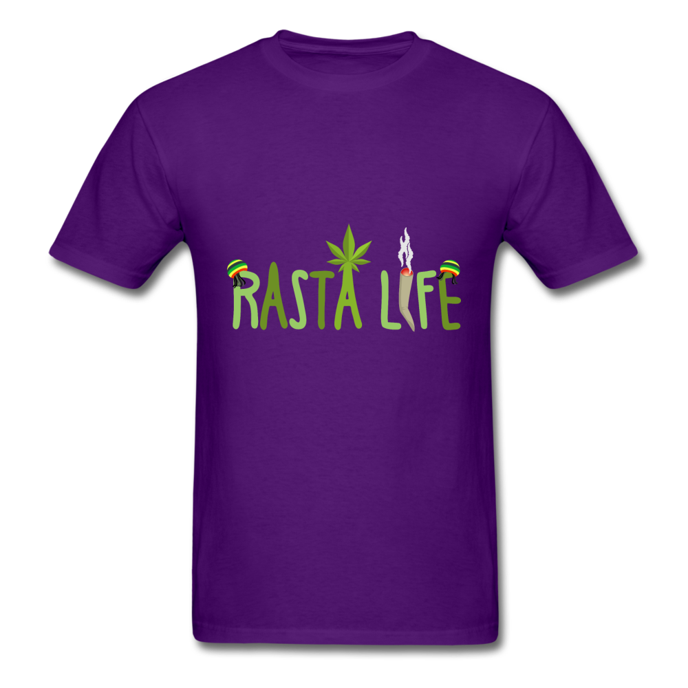 Rasta Life - purple