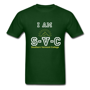 SVC Tee.. - forest green