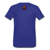 Canaan Harvey Tee - royal blue