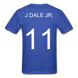 J. Dale Tee - royal blue