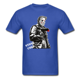 S-T Killer Tee - royal blue