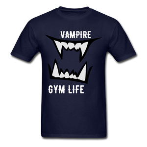 Vamp Gym Tee - navy