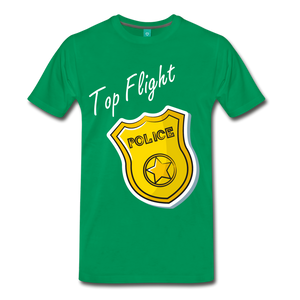 Top Flight - kelly green