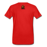 Canaan Harvey Tee - red