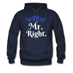 Mr. Right - navy