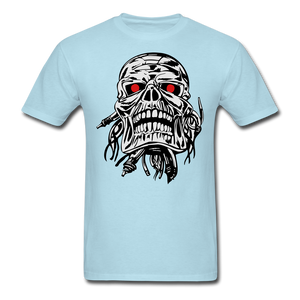 Term Tee - powder blue
