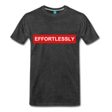 EFFORTLESSLY - charcoal gray