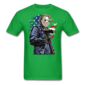 Trump Killer Tee - bright green