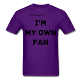 My Own Fan - purple