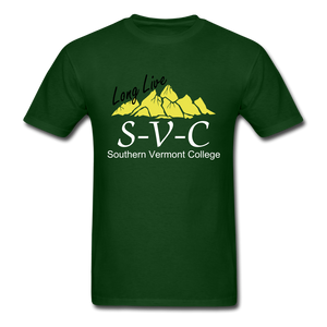 SVC Tee - forest green