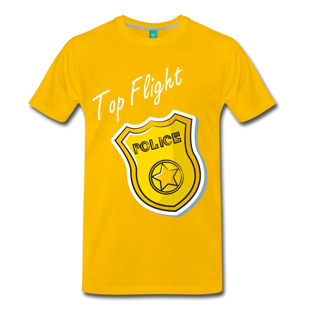Top Flight - sun yellow
