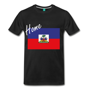 Haiti home - black