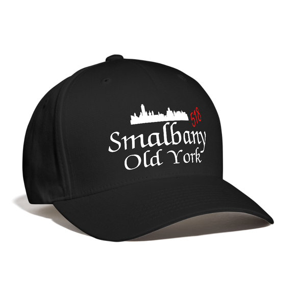 Smalbany Cap - black