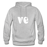 Love His/Hers Hoodie - heather gray