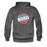 Let My People Vote - charcoal gray