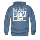 Straight Outta Bed - denim blue