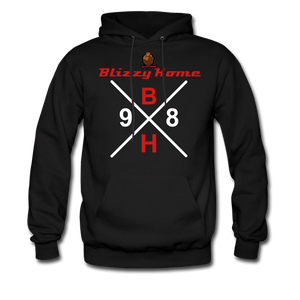 Blizzy Home 98 - black