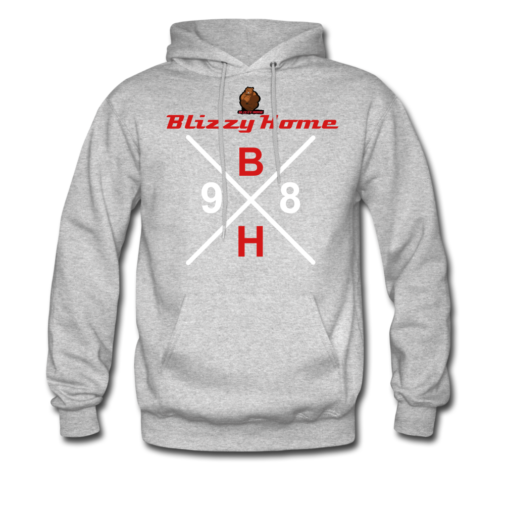 Blizzy Home 98 - heather gray
