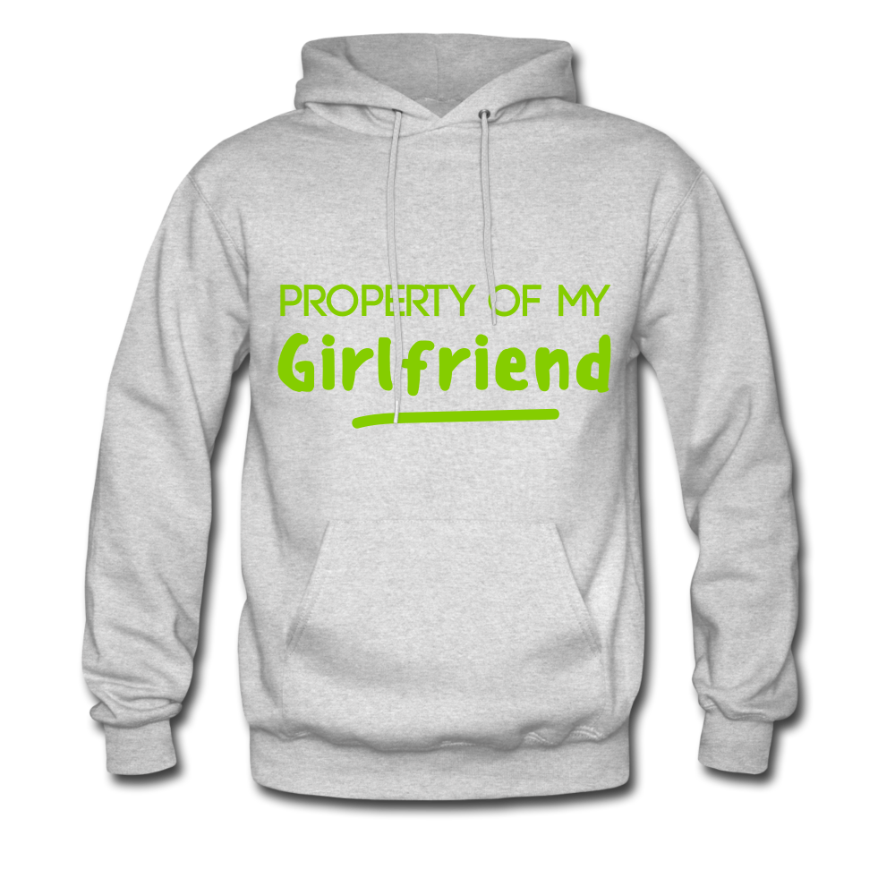 Property Of My Girl - ash