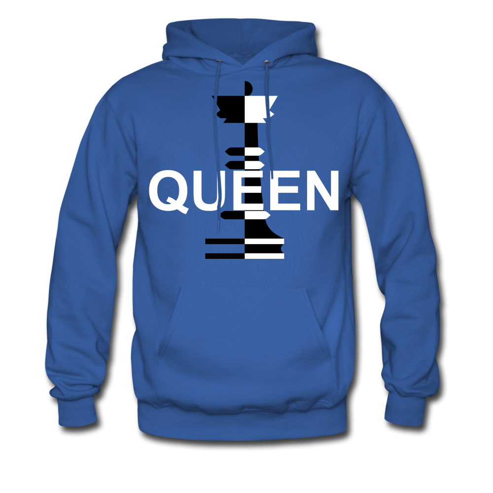 QUEEN - royal blue