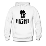Fight - white
