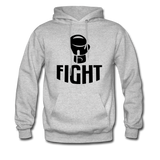 Fight - heather gray